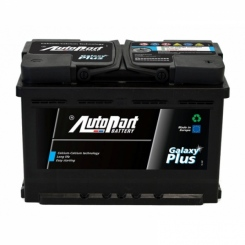 Autopart GALAXY PLUS 88 Ah/12V Euro (0) - фото 1
