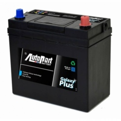 Autopart GALAXY PLUS Japanese 45 Ah/12V (0) - фото 1