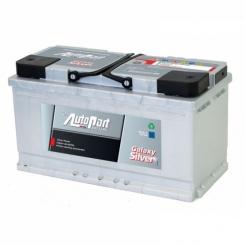 Autopart GALAXY SILVER 110 Ah/12V Euro (0) - фото 1