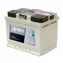 Autopart GALAXY SILVER 60 Ah/12V (1) - фото 1