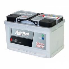 Autopart GALAXY SILVER 75 Ah/12V Euro (0) - фото 1