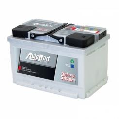 Autopart GALAXY SILVER 85 Ah/12V Euro (0) - фото 1