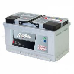Autopart GALAXY SILVER 85 низкий Ah/12V Euro (0) - фото 1