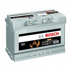 Bosch 6СТ-80 AGM Евро (S5A11) - фото 1