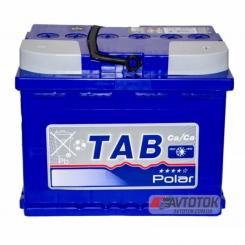 TAB Polar Blue 60 Ah/12V Euro (0) - фото 1