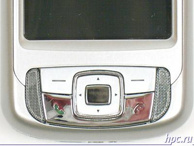 HP iPAQ rw6815: клавишный блок