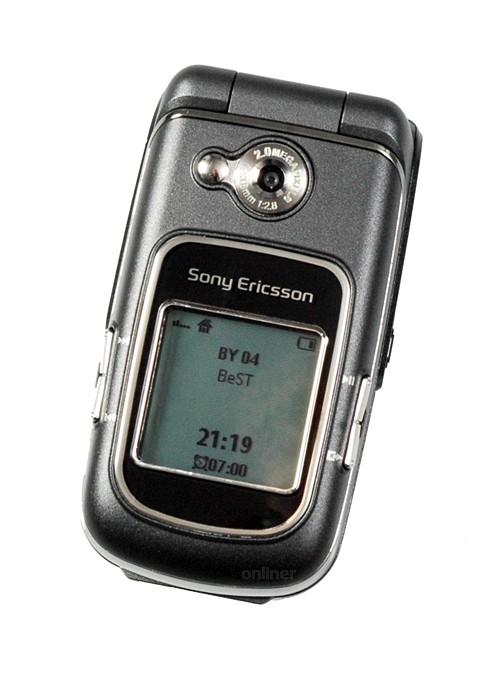 Тест Обзор Sony Ericsson Z710i