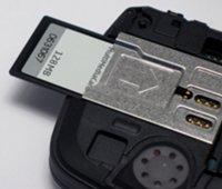 Nokia 7710 Крепление MMC-карты.