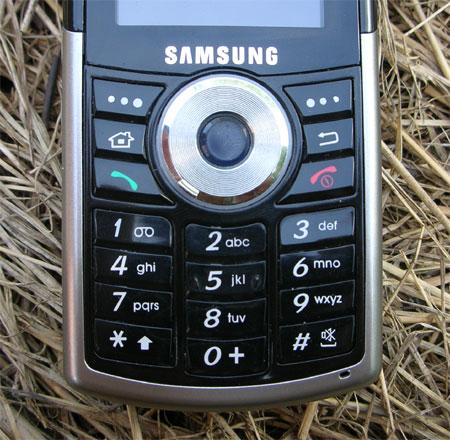 Клавиатура Samsung i300