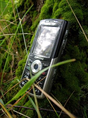 Samsung i300 – самый быстрый Windows-смартфон