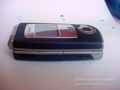 смартфон Nokia N71 фото