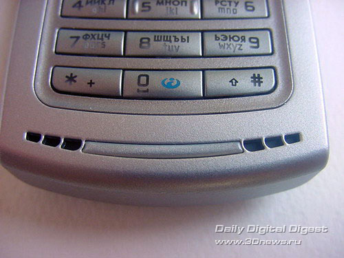 смартфон Nokia N71 фото клавиатура