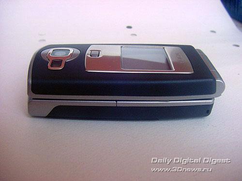 Nokia N71 внешний вид