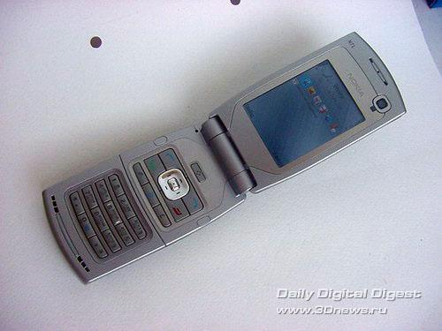 смартфон Nokia N71 фото внешний вид