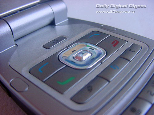 Nokia N71 клавиатура