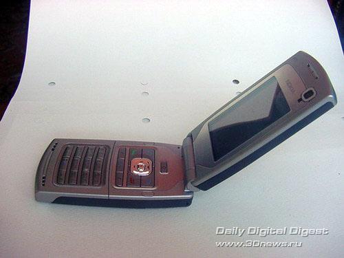 Nokia N71 фото