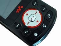 Sony Ericsson W900i - Сакура черная и белая