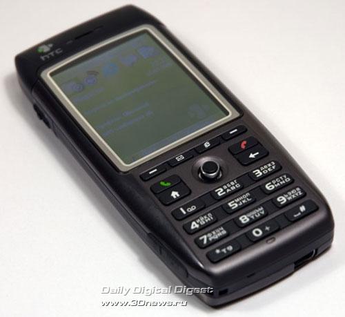 HTC MTeoR тест
