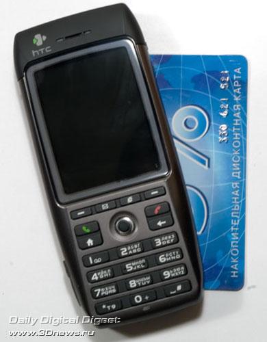 Дизайн и внешний вид HTC MTeoR
