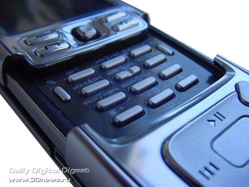 Nokia N91 корпус