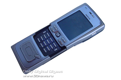 Nokia N91 раздвинут