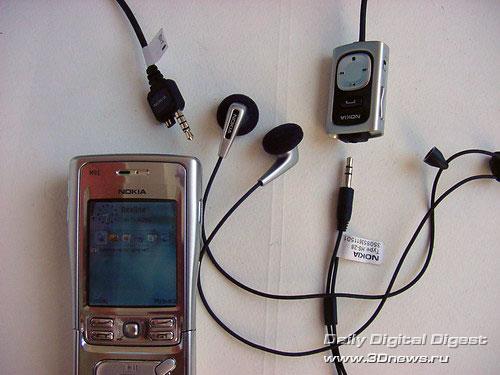 смартфон Nokia N91
