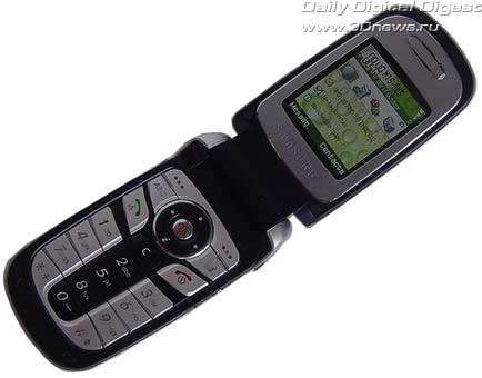 смартфон Samsung D730