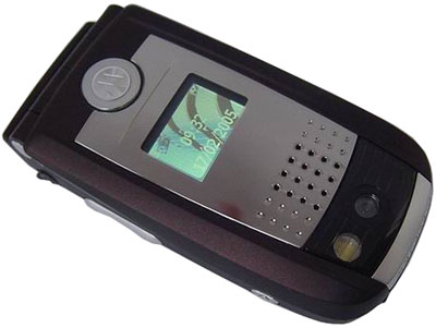 фото смартфон Motorola MPx220