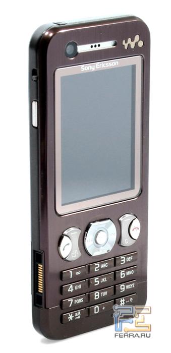 Sony Ericsson W890i 1