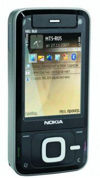 Nokia N81 8GB - Песни и пляски