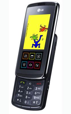 Обзор LG KF600