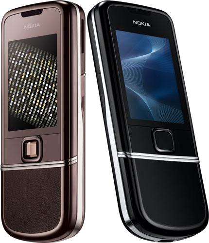 Nokia 8800 Arte и Saphire Arte - Красиво жить