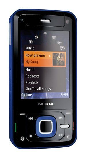 """Обзор Nokia N81 8 Гб: бюджетный """"всё-в-одном"""""""