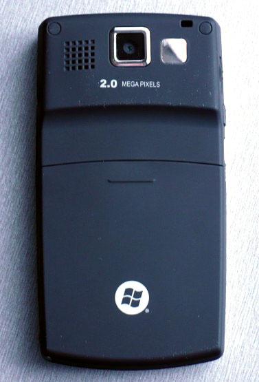 Проба коммуникатора RoverPC P7