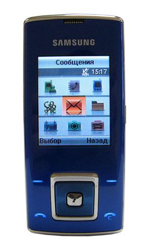 Samsung sgh-j600e