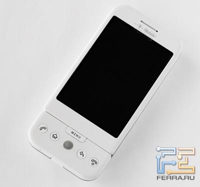 HTC G1. Знакомство с Google Android