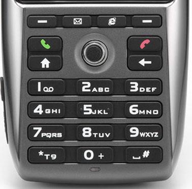 Qtek 8600 (HTC MTeoR)