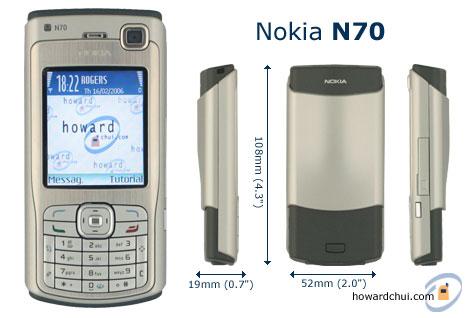 N70 - telset