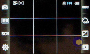 Скриншоты Samsung S5230
