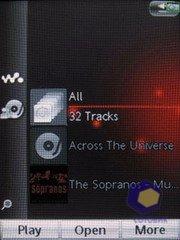Скриншоты SonyEricsson W960i