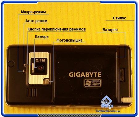 Обзор GigaByte g-Smart i128 :: Встречаем по одежке