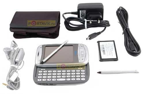 Qtek 9100 внешний вид