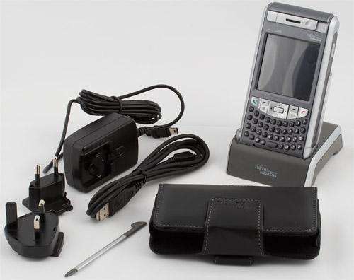 Fujitsu Siemens Pocket LOOX T830