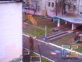 Примеры снимков, сделанных камерой Fly Q110 TV