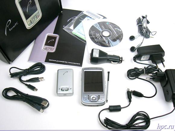 RoverPC G5: комплект
