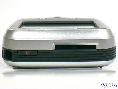 RoverPC G5: верхний торец
