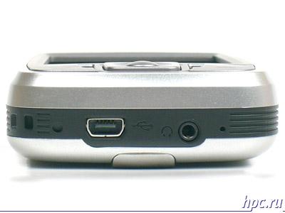 RoverPC G5: нижний торец