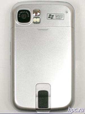 RoverPC G5: вид сзади