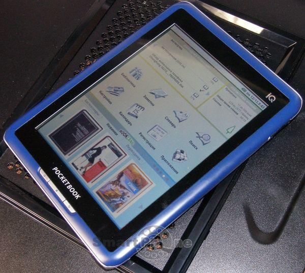 Купить электронные книги PocketBook IQ 701 (белый): цена на электронные книги ПокетБук IQ 701 в каталоге интернет магазина Связной - Казань