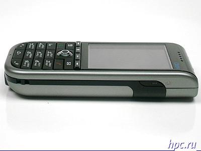 Qtek 8310: кнопка управления камерой